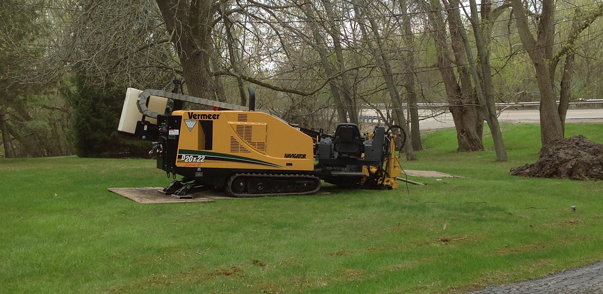Directional Drilling in McHenry, Lake and Cook Counties