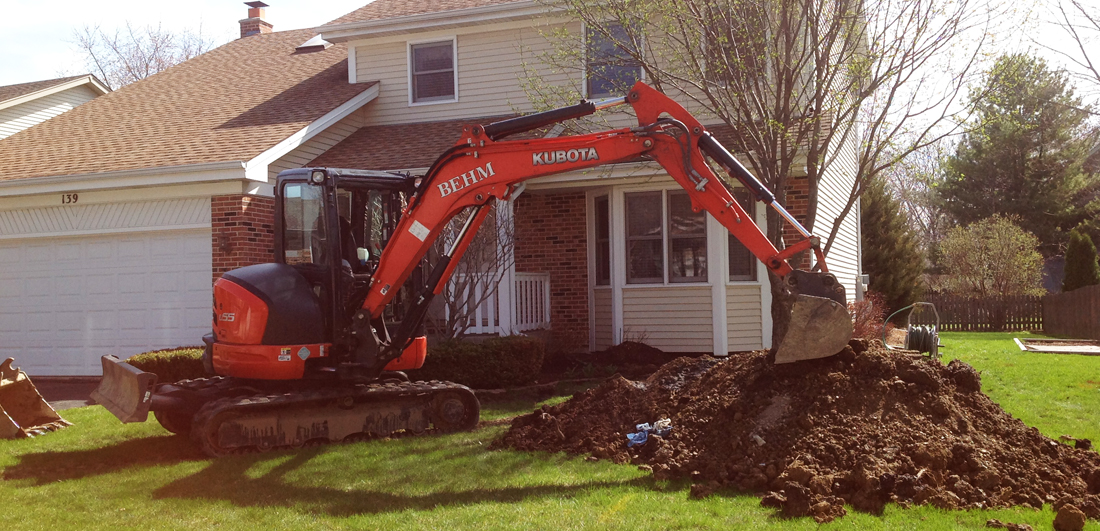 Residential Sewer & Water Line Repair Services
